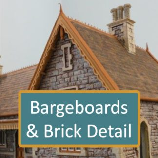 Bargeboards & Brick Detail