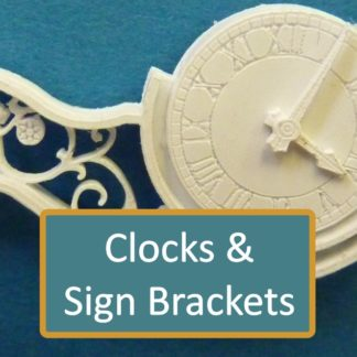 Clocks & Sign Brackets