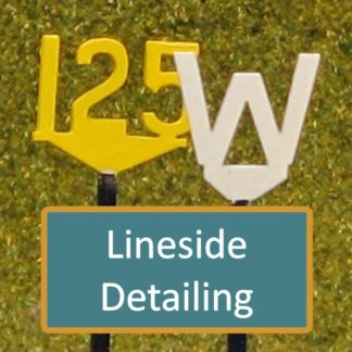 Lineside Detailing