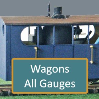 Wagons All Gauges