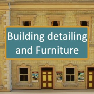 Building Detailing and Furniture