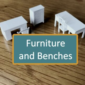 Furniture and Benches